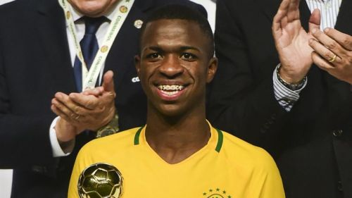 Vinicius is Brazil's key player, according to Amadeu