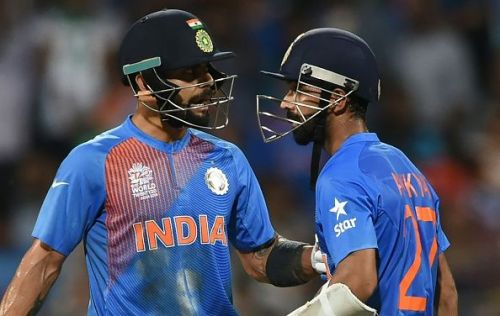 Kohli conceded that Rahane took some time to make the switch between roles