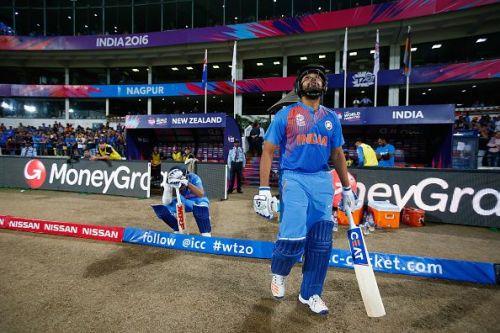 Rohit Sharma 2016 World T20