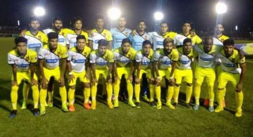 Gokulam FC are an I-League club