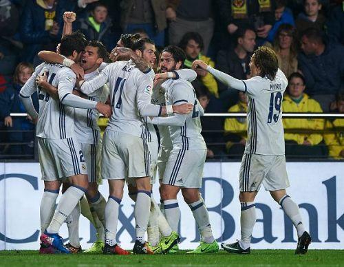 Villarreal CF v Real Madrid CF - La Liga