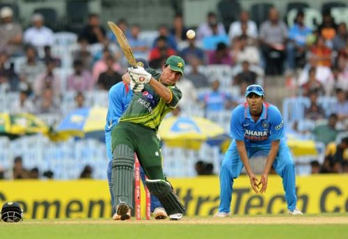 Nasir Jamshed's classy ton ensured victory for Pakistan