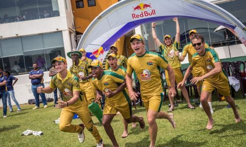 Red Bull Campus Cricket 2017 World Champions