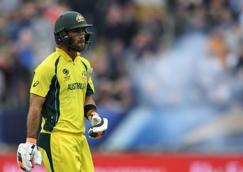 Glenn Maxwell has got out to Yuzi Chahal thrice in three matches in the ongoing series