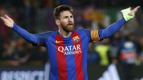 Messi is Barca's best player in the game