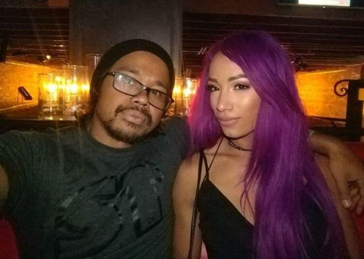 Sasha Banks Wedding.Wwe News Sasha Banks Talks About Travelling With Her Husband