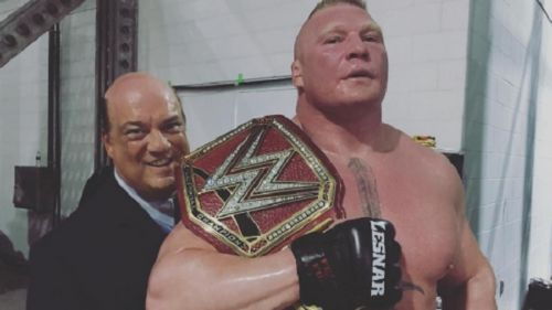 With a super fight against Jon Jones in the UFC ruled out, Brock Lesnar will stay in the WWE for the forseeable future