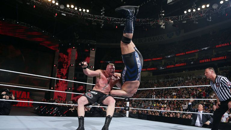 5 strongest superstars 2 WWE - Page today