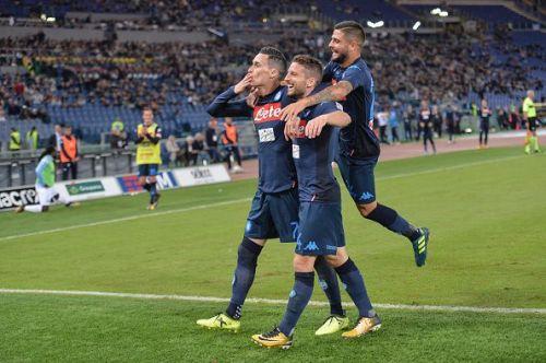 The Napoli trio