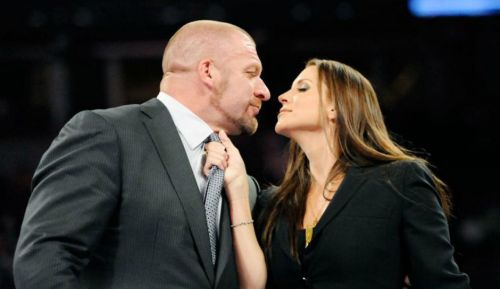 Triple H and Stephanie McMahon's love story had a rare happy ending