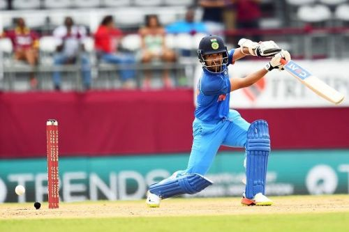 Rahane now has six fifty-plus scores in his last nine ODIs