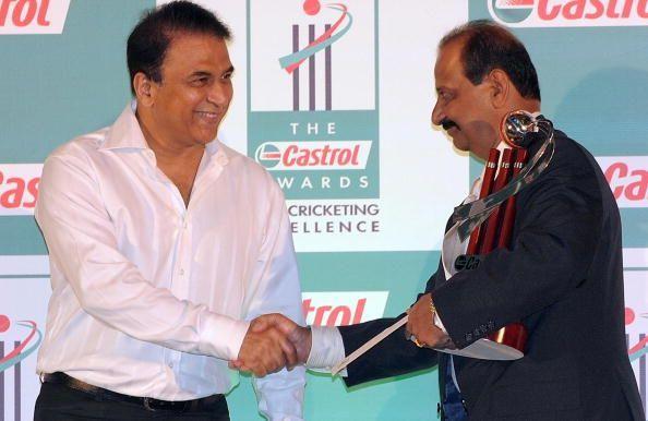 Sunil Gavaskar Gundappa Viswanath