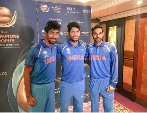The Fast Bowler's Club?