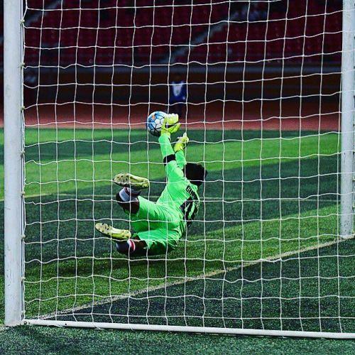 Gurpreet Singh Sandhu saved a penalty