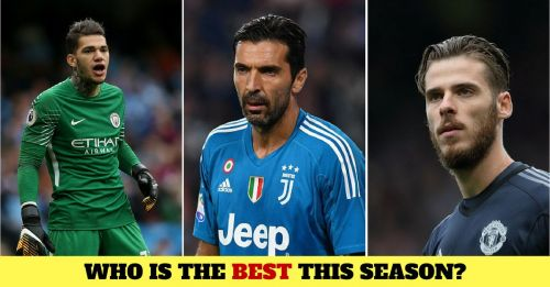 Top 5 Goalkeepers De Gea Buffon Ederson