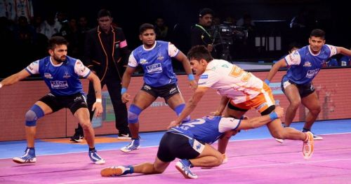 Monu was a livewire against Haryana