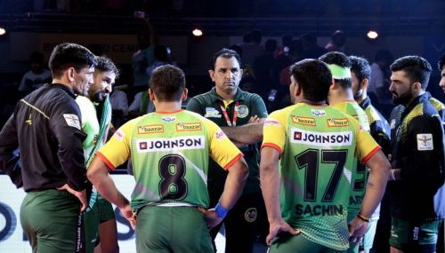 The Patna Pirates will look to bounce back after their disappointing draw against the Bengal Warriors