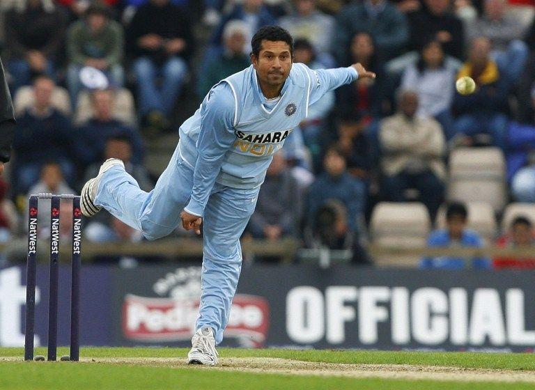 Image result for sachin tendulkar bowling