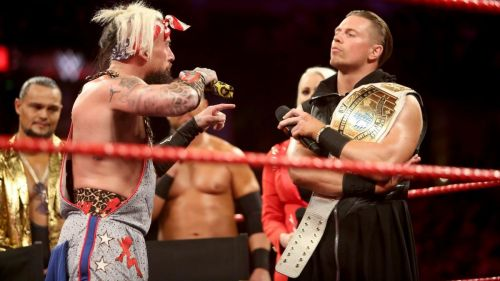 Enzo Amore and The Miz