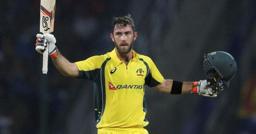 Maxwell will look play a big innings in the next two ODIs