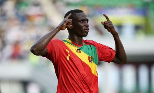 Djibril Toure was the top scorer during the African U-17 Cup of Nations