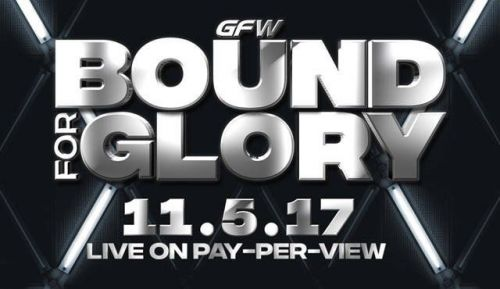Where will Bound for Glory finally take place?