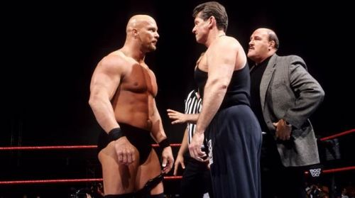 Wrestling with attitude.