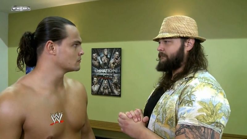 Bo Dallas Will Never Be Pushed Towards The WWE Championship