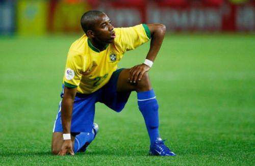 Group F Brazil v Croatia - World Cup 2006