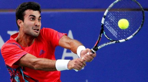 Bhambri won his final match but it was not enough