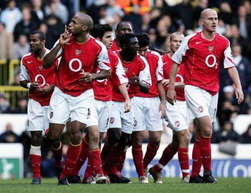 Tottenham Hotspur v Arsenal