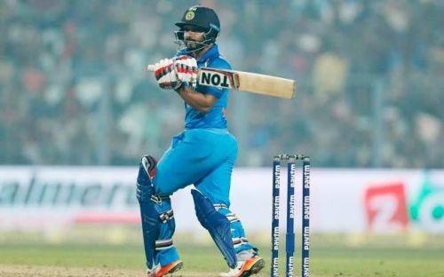 Kedar Jadhav's 67 wasn't enough to take India home
