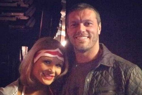 Edge and Beth Phoenix married back in 2016