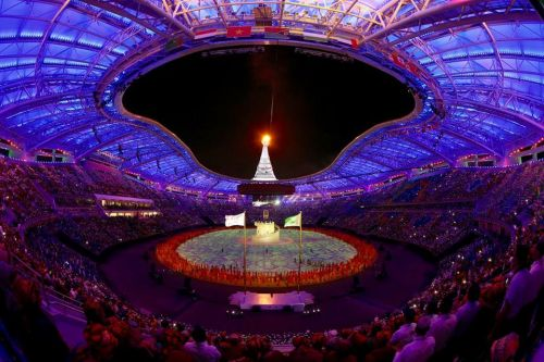 The Ashgabat 2017 Opening Ceremony was one to behold