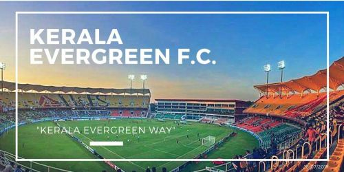 Kerala Evergreen FC was launched earlier this year (image source; KEFC Twitter)