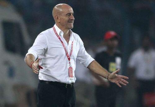 Antonio Habas is no longer the Pune City head coach