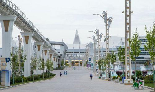 Ashgabat 2017