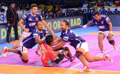 Selvamani was seriously injured in his side's loss to Delhi