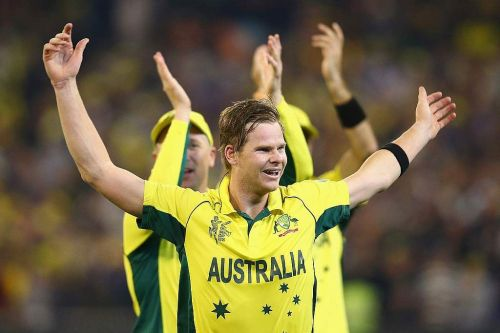 Seems like this is Steve Smith's best chance to win a series in India