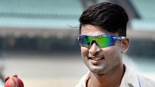 Gowtham has been catching the eyes of the selectors with his performances