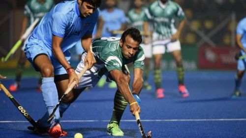 Birender Lakra showed how sportsman spirit can be maintained against arch rivals as well