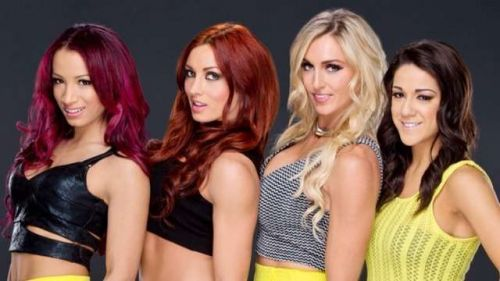 Sasha Banks spoke about how the Four Horsewomen brought out the best in each other!