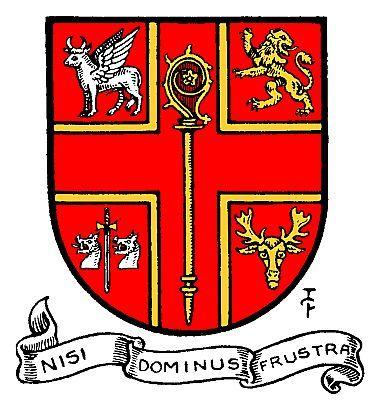 Civic coat of arms of the Metropolitan Borough of Chelsea