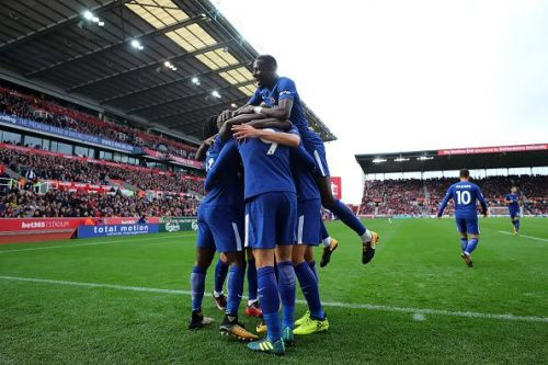 Chelsea will hope to make a statement this week