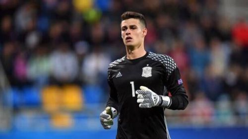 Kepa's contract runs out in the summer of 2018