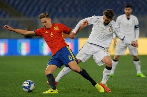 Italy U21 v Spain U21 - International Friendly