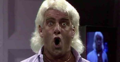 The Nature Boy really lived up to his reputation
