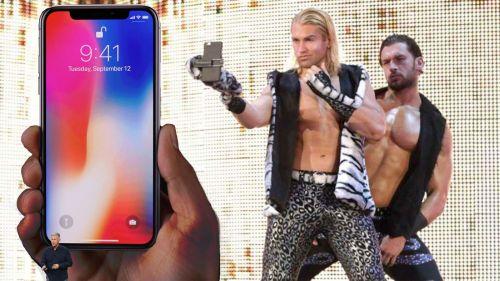 iPhone X Breezango