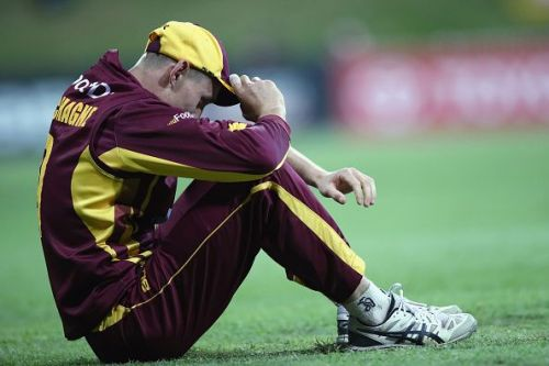 Marnus Labuschagne became the first victim of the new fake fielding law