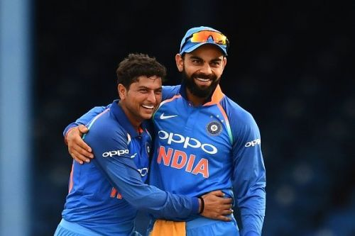 Kuldeep Yadav took the 43rd hat-trick in ODI cricket and the 3rd by an Indian